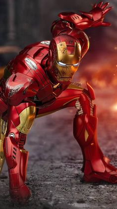 Iron Man Avengers, Marvel Avengers Movies, Marvel Art, Marvel Heroes, Iron Man Wallpaper, K Wallpaper, Iron Man Kunst, Iron Man Photos, Iron Man Fan Art