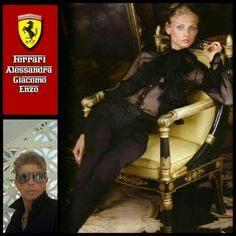 Ferrari, loves Chic