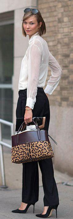 Street Style | Karlie Kloss