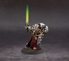 Blood Angels Sanguinary Priest | The Mighty Brush