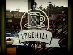 Edgehill Café logo by Nick Sigler