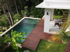 The Luku Boutique Villa & Gallery: Our Pool!