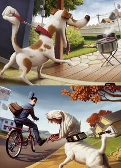 Dog Coaching by Tiago Hoisel