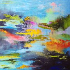Autumnal Reflections - Mary Robertson