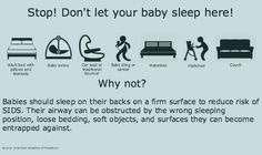 This is a really great post. Talks about each of your sleeping options for your baby and helps you figure out what is the best option for your family and your baby. Definitely one to bookmark.