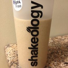 Banana Bread Shakeology Recipe made with the NEW vanilla Shakeology! A shake that replaces a multivitamin with WHOLE foods! yum www.shakeology.com/chelseamassage
