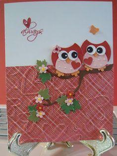 Love Bird Owls:)