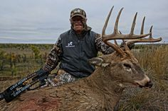 Jeff Danker with a nice Montana whitetail!