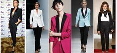 El esmoquin para mujer: una tendencia de moda