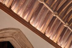 Le Page Architects were commissioned to design a new lighting and sound installation to Grade I, St. Petroc's Church