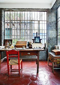 Frida'nın Doğduğu, Yaşadığı, Öldüğü Ev Olan 'Casa Azul'a Ait 24 Kare | Az Şekerli