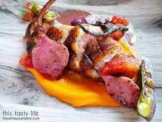 Roast Duck from Juniper & Ivy in Litty Italy - San Diego, CA | This Tasty Life