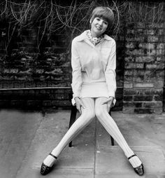 Girl next door: At the height of her success, cilla was selling 100,000 records a day and was bigger than Dusty Springfield