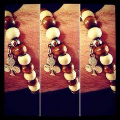 "Bracelet homme via ""Heureux Hasard"" Bijoux Boho"
