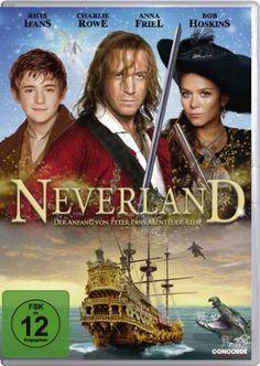 Neverland Reise in das Land der Abenteuer  2011 UK        IMDB Rating  6,4 (3.183)    Darsteller:  Rhys Ifans,  Anna Friel,  Charles Dance