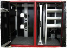 Awesome custom made, portable tack trucks & lockers