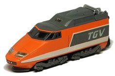 Bトレ TGV