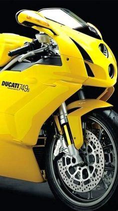 Ducatti 749? Yes please!