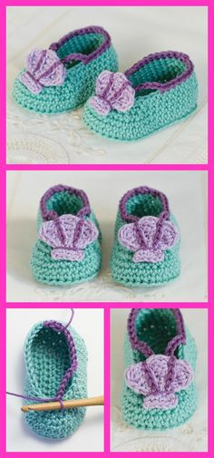 Spring is here, green is sprouting and the flowers are blooming. So why not add a bit to the spring festivities by making these cute Crochet Spring Sandals? Crochet Sandals Free, Crochet Barefoot Sandals, Unique Crochet, Cute Crochet, Easy Knitting Patterns, Crochet Patterns, Crochet Owl Basket, Crochet Crocodile Stitch, Crochet Unicorn