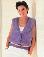 Free Crochet Vest Patterns for Women