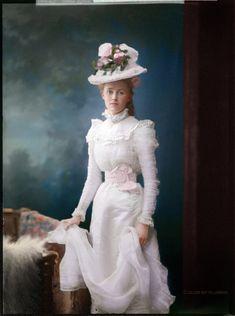 Margaret Selina Hamilton-Russell (nee Lascelles), Viscountess Boyne