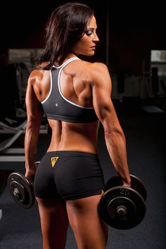 Beautiful Strength  Erin Stern, the 2010 and 2012 Olympia Figure Champion