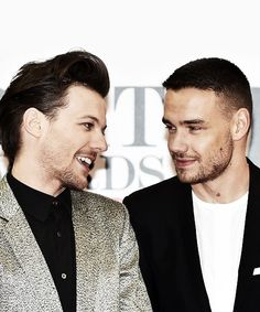 Liam & Louis // The Brits - London • (2.24.16) - @Tati1D5