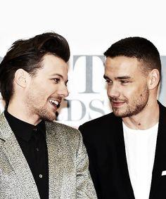 Liam & Louis // The Brits - London • (2.24.16) - @Tati1D5