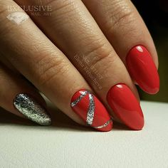 Try some of these designs and give your nails a quick makeover, gallery of unique nail art designs for any season. The best images and creative ideas for your nails. Nail Polish Designs, Acrylic Nail Designs, Nail Art Designs, Cute Nails, Pretty Nails, Trendy Nail Art, Fabulous Nails, Beautiful Nail Art, Creative Nails