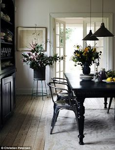 Stockholm Vitt - Interior Design: Not just blond Scandinavian design