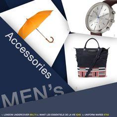 Ook de leukste heren mode en accessoires shop je met korting bij www.fashionmetkorting.nl