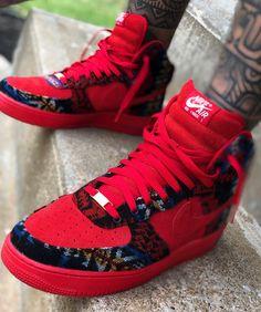 da5e40145d86 Nike Air Force 1 High NikeiD Sneakers Nike Jordan