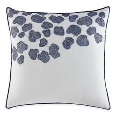 ED Ellen DeGeneres Bleu European Pillow Sham in Navy