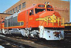 vintage diesel locomotives - Google Search