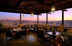 Anantara Qasr Al Sarab Desert Resort, Abu Dhabi  http://blog.globusreisen.ch/de/2015/07/10/highlights-abu-dhabi/