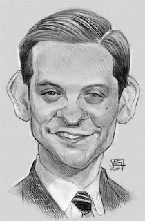 Tobey Maguire (by Vincenzo)