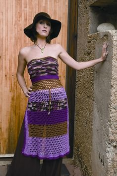 Special Order  Tube Apron Top Long by DoubleStitch on Etsy, $175.00