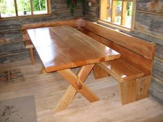 Tisch Und Eckbank