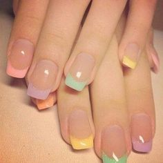 Looking for new nail art ideas for your short nails recently? These are awesome designs you can realistically accomplish–or at least ideas you can modify for your own nails!