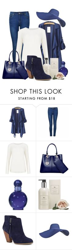 """Untitled #186"" by ghadamfh ❤ liked on Polyvore featuring Chicnova Fashion, Ally Fashion, M&S Collection, Britney Spears, Cochine Saigon and Sole Society"