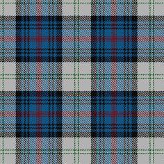Information on The Scottish Register of Tartans #Sutherland #Blue #Tartan