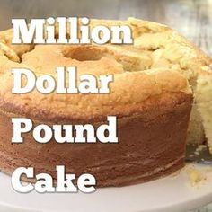 This rich and buttery Million Dollar Pound Cake has been rotating through Southern kitchen for decades. It's made with 7 simple pantry ingredients and it's amazing served on it's own, with berries and fresh whipped cream, lemon curd, ice cream or countless other options. It's a pound cake aficionado's dream. Follow the preparation technique carefully...Read More »