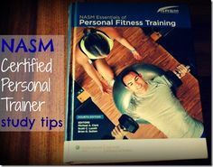 All About NASM CPT certification and studying