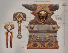 Jonathan Kirtz - Dungeon Hunter 5 - Ashken Forge - Epic Forge Equipment 1-2.jpg