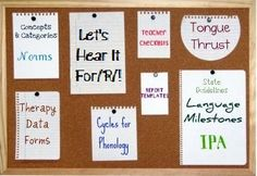 Therapy Documents - Expressions Speech