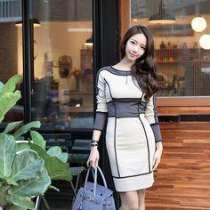 Geometric Block Dress by Secret2Girls