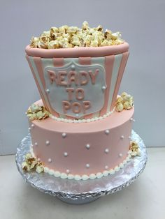 Farm Cake, Baby Shower Cakes, Food And Drink, Birthday Cake, Desserts, Birthday Cakes, Deserts, Dessert, Postres