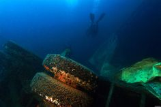 Cyprus Zenobia Wreck Diving Site
