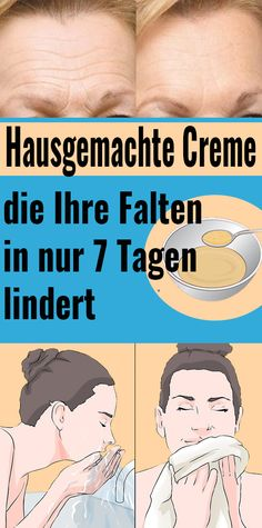 Homemade cream that soothes your wrinkles in just 7 days- Hausgemachte Creme, die Ihre Falten in nur 7 Tagen lindert Homemade cream that soothes your wrinkles in just 7 days - Anti Ride Naturel, Face Skin Care, Homemade Skin Care, Hair Health, Diy Hairstyles, Diy Beauty, Beauty Hacks, Body Care, About Me Blog