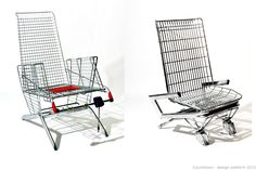 Shopping Cart Furniture by Etienne Reijnders | Do Shop